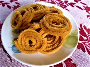 Mung Bean Chakli