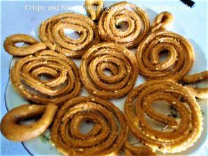 Sorghum Flour Chakli