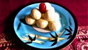 Hapus Mango Stuffed Rasmalai