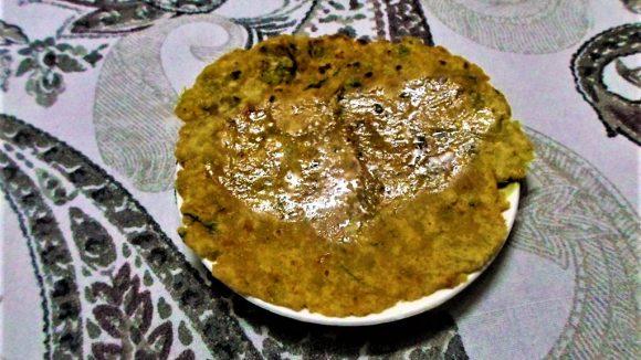 Pav-Bhaji Paratha