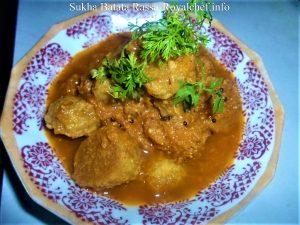 Batata Rassa Bhaji