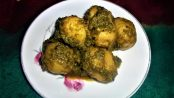 Recipe for Tasty Sukhe Chilke Wale Aloo