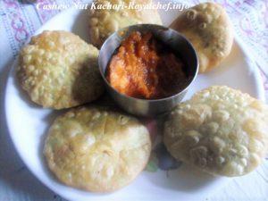 Kaju Chi Kachori