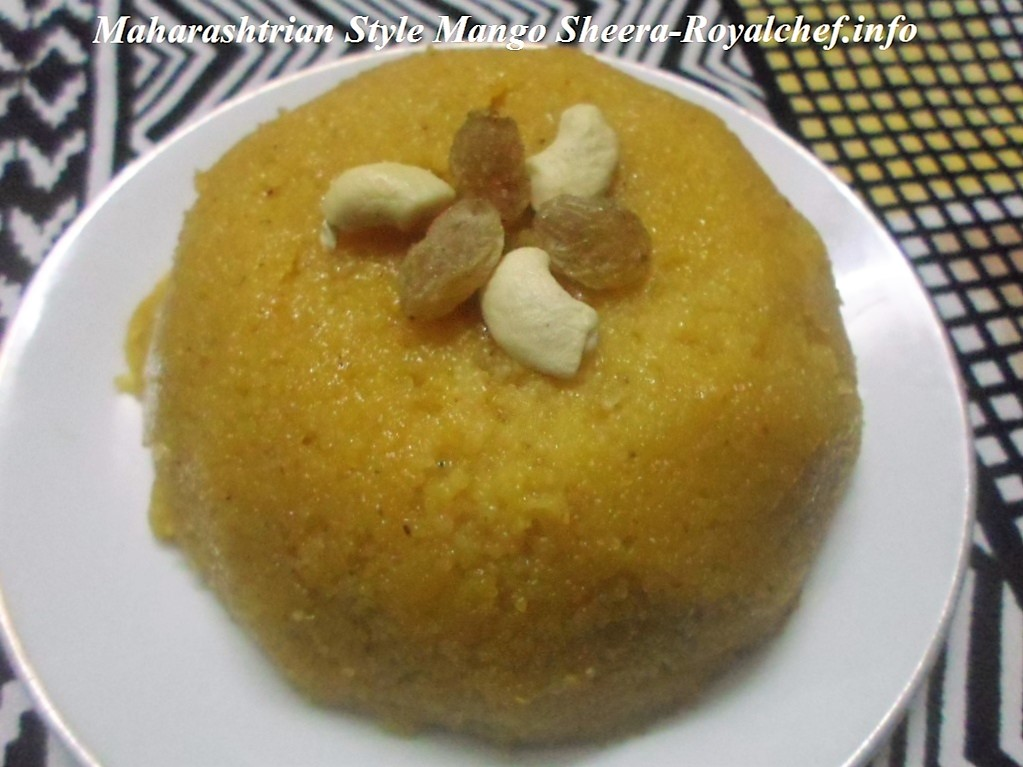 Ambyacha Sheera