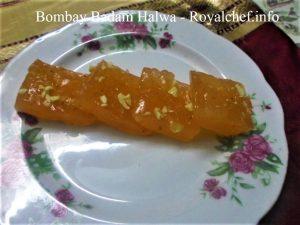 Bombay Cornflour  Halwa