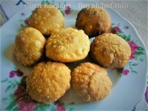 Corn Kachori