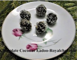 Chocolate Ladoo