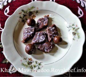 Dates Mawa Ladoo