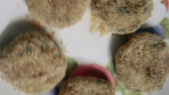 Mackrel Cutlets