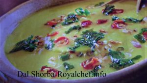 South Indian Dal Shorba
