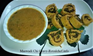 Spicy Maswadi Chi Gravy