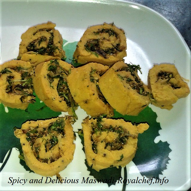 Spicy and Delicious Maswadi