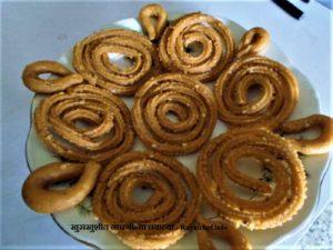 Crispy Nachni Chi Chakti