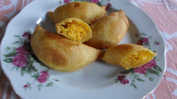 Delicious Til Gulachi Karanji Recipe in Marathi 3
