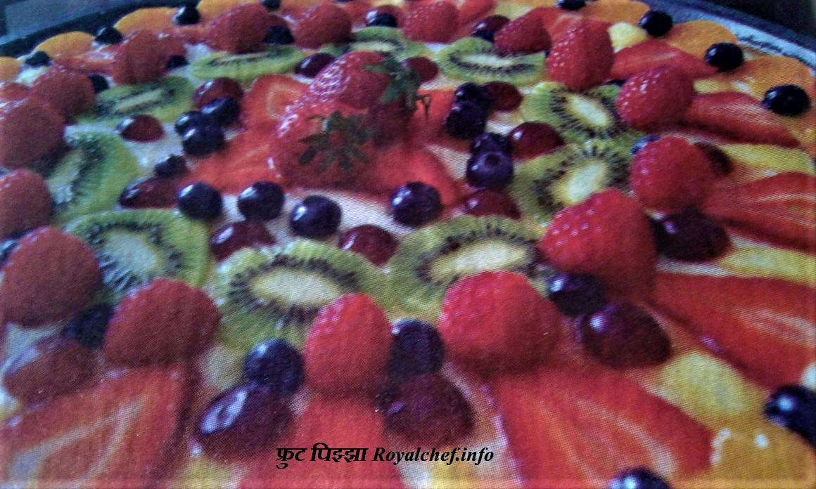 Fruit Pizza for Children