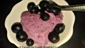 Black Currant Ice Cream