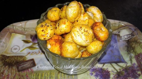 Roasted Fried Makhana