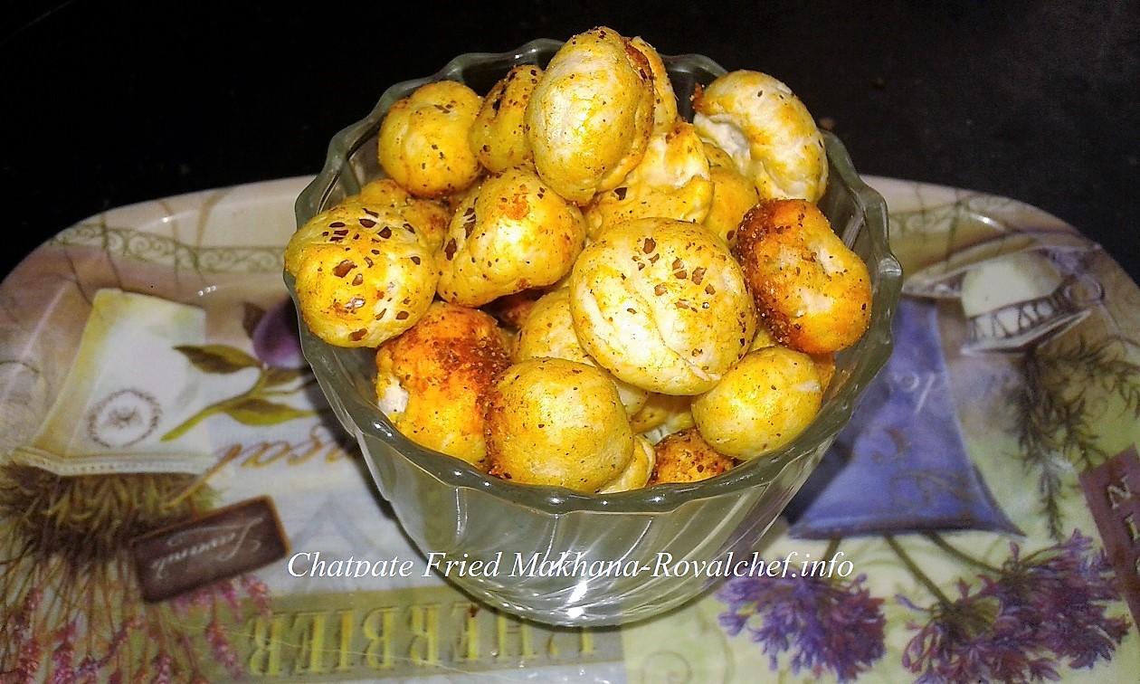Roasted Fried Makhana