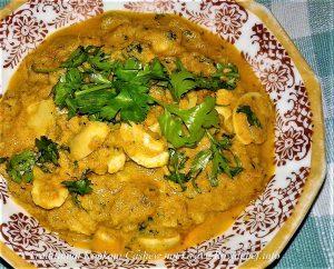 Konkani Cashew nut Gravy