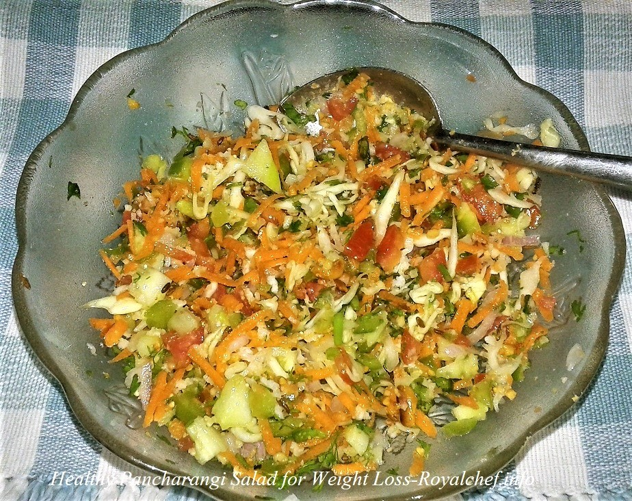 Salad for Weight Loss