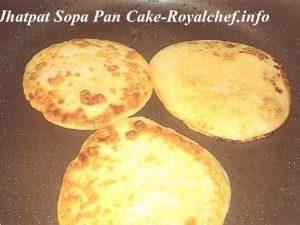 Jhatpat Sopa Pan Cake