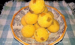 Soft and Delicious Rava Besan Ladoo Recipe in Marathi 2