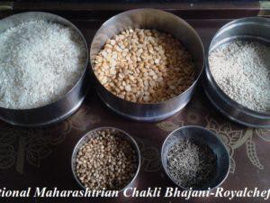 Chakli Bhajani