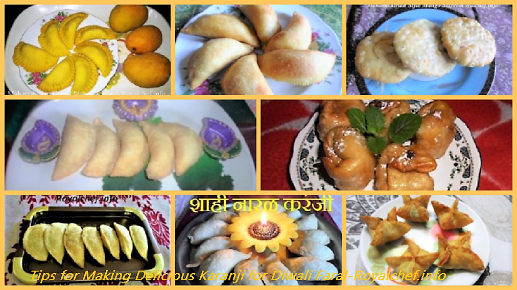 Tips for Making Delicious Karanji for Diwali Faral in Marathi 1