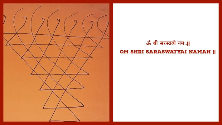 Saraswati Mantra for prosperity