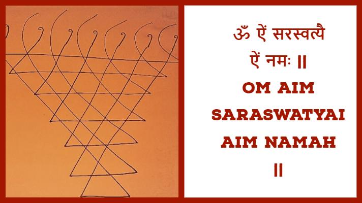 Saraswati Mantra for Abundance