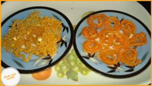 Traditional and Instant Maharashtrian Jalebi