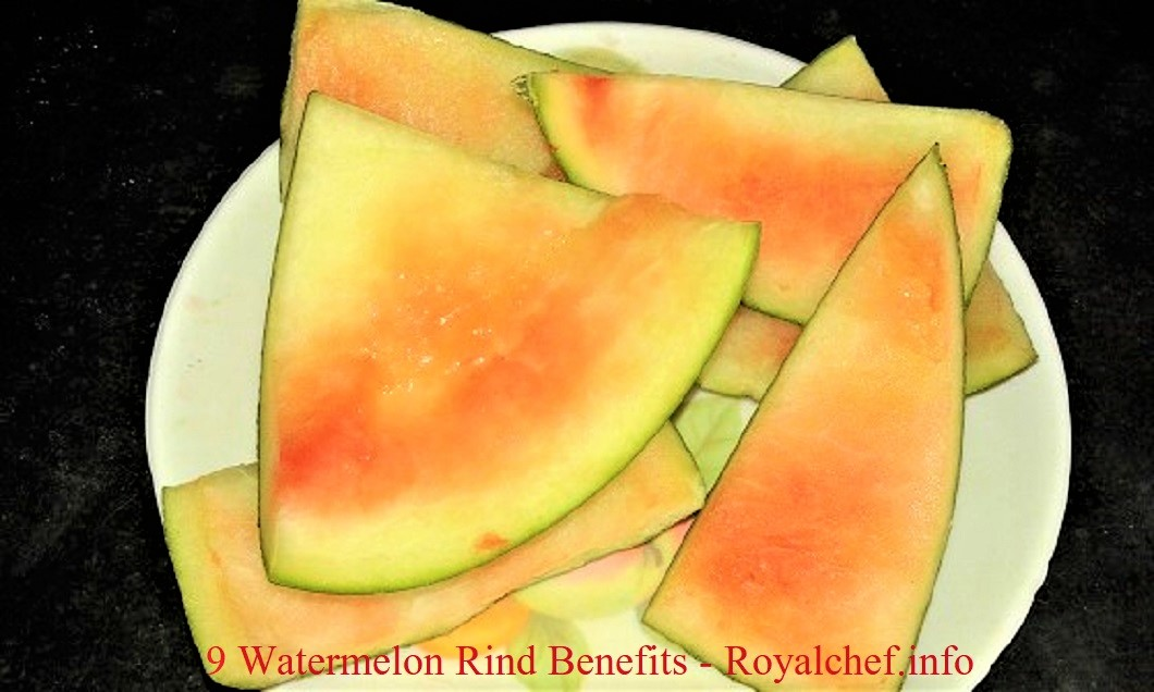 9 Tarbuz Rind Benefits
