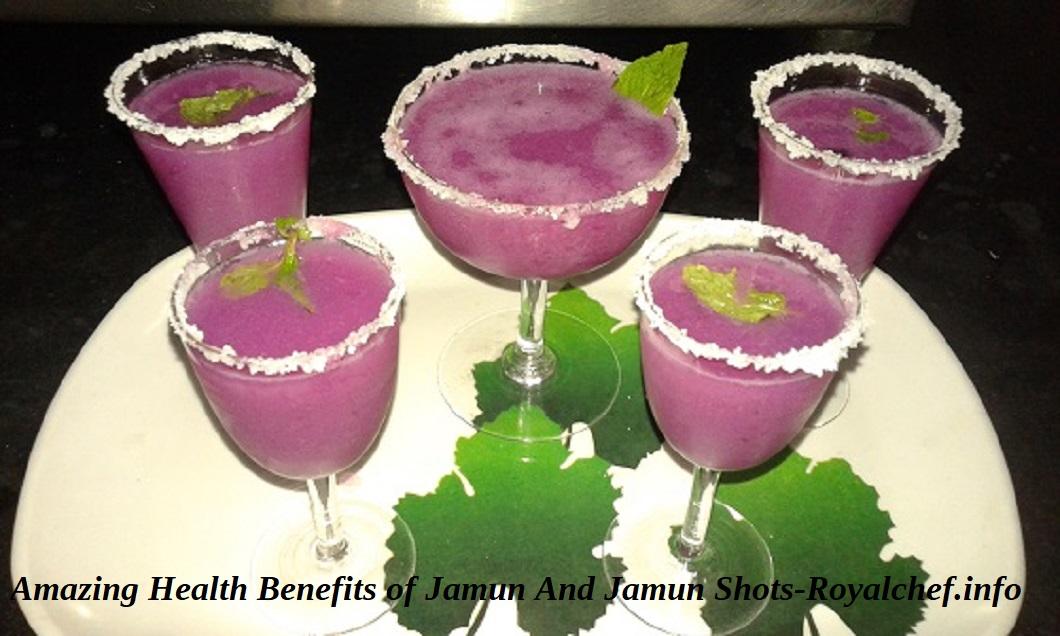 Amazing Health Benefits of Jamun And Jamun Shots