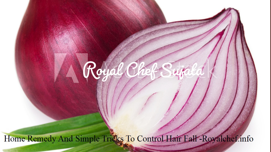 Home Remedy And Simple Tricks To Control Hair Fall