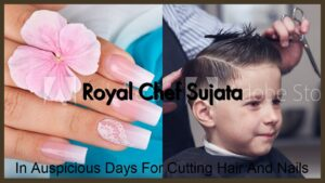 In Auspicious Days For Cutting Hair And Nails