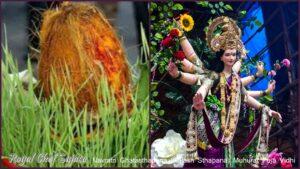 Navratri 2020 Ghatasthapana (Kalash Sthapana) Muhurat Puja Vidhi