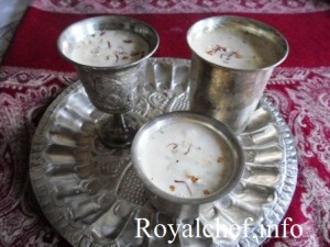 Masala Milk For Kojagiri Purnima