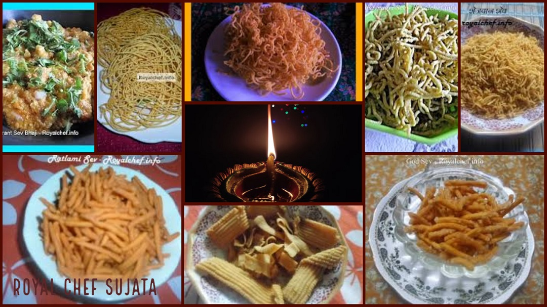 Tips For Making Kurkurit Sev For Diwali Faral