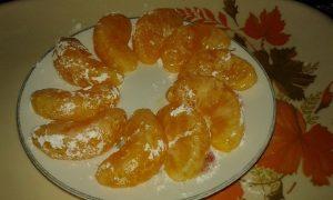 Delicious Orange Candy