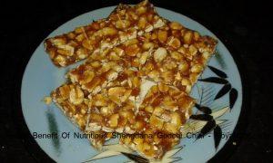Health Benefits Of Nutritious Shengdana Gulachi (Peanut) Chikki