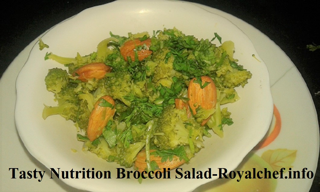 Healthy Tasty Broccoli Salad
