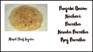 Paratha Punjabi