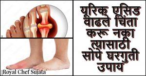 High Uric Acid or Gout